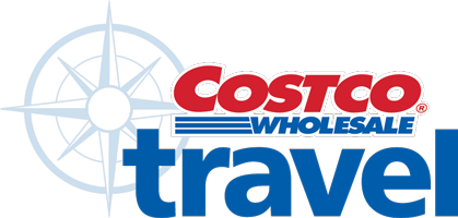 Costco wholesale travel logo